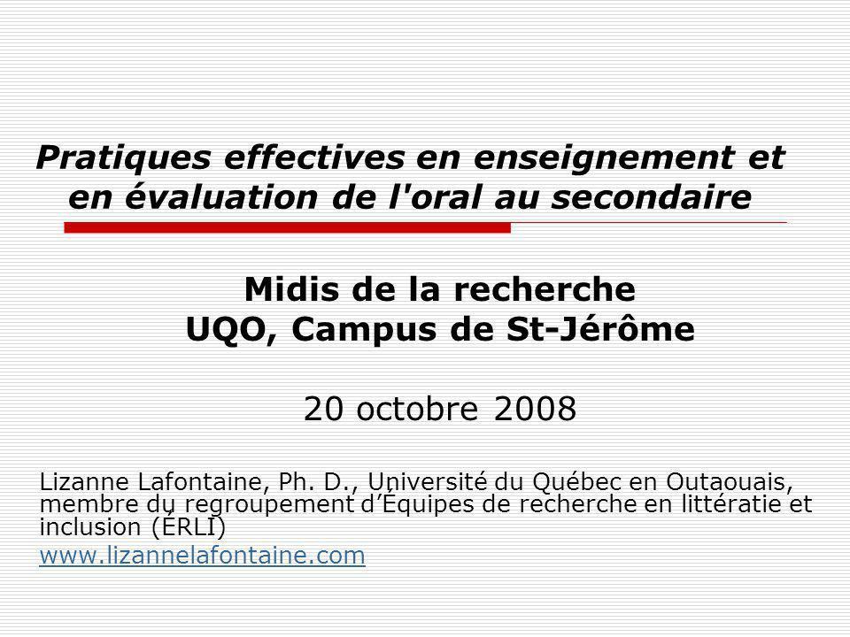 UQO, Campus de St-Jérôme