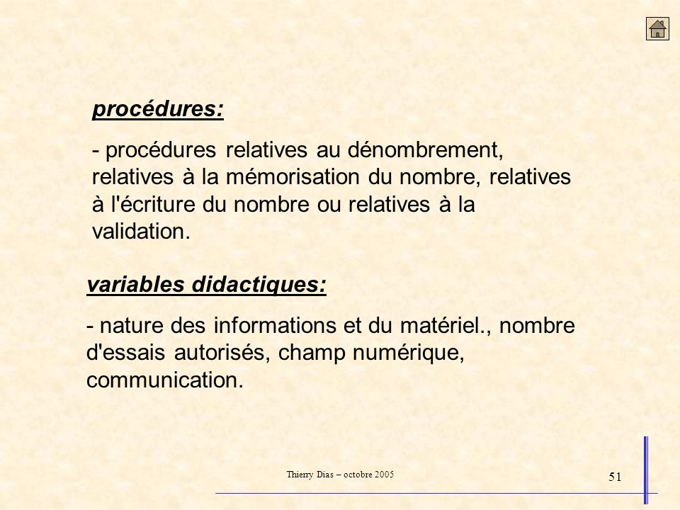 variables didactiques: