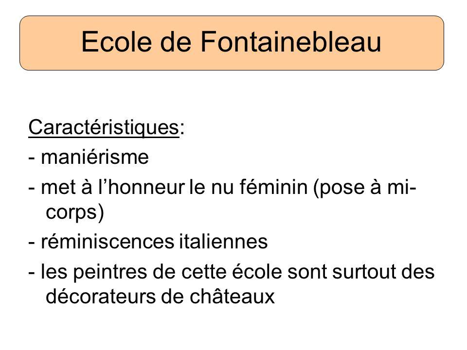 Ecole de Fontainebleau