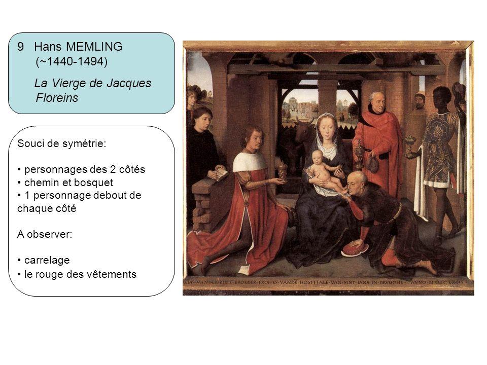 La Vierge de Jacques Floreins