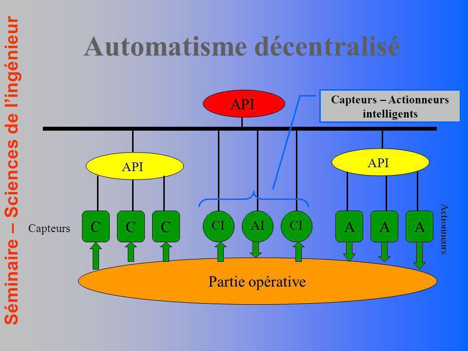 Automatisme décentralisé