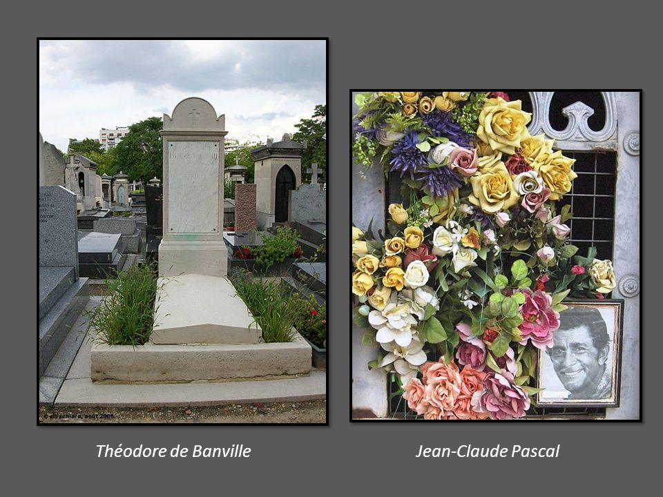Théodore de Banville Jean-Claude Pascal
