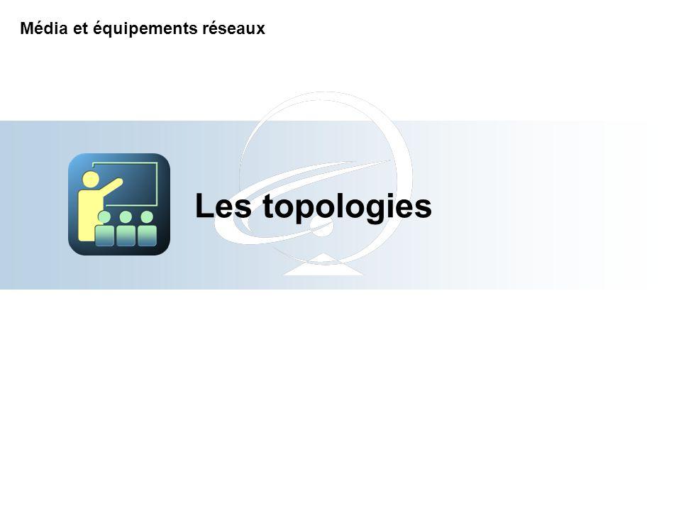 Les topologies Média et équipements réseaux 2-Apr-17