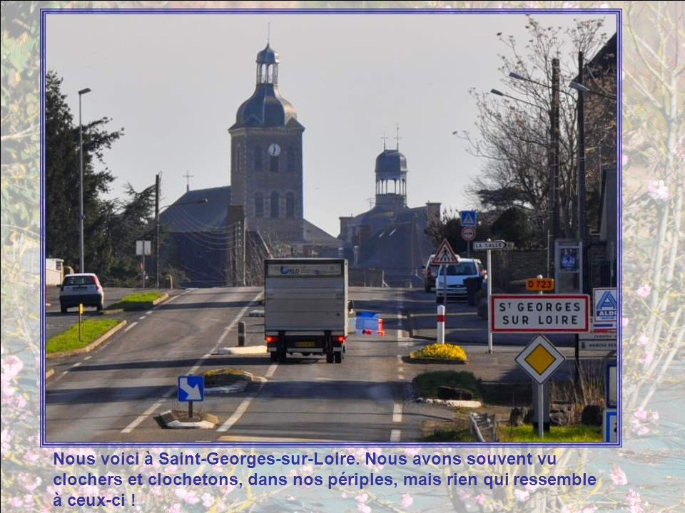 Nous voici à Saint-Georges-sur-Loire