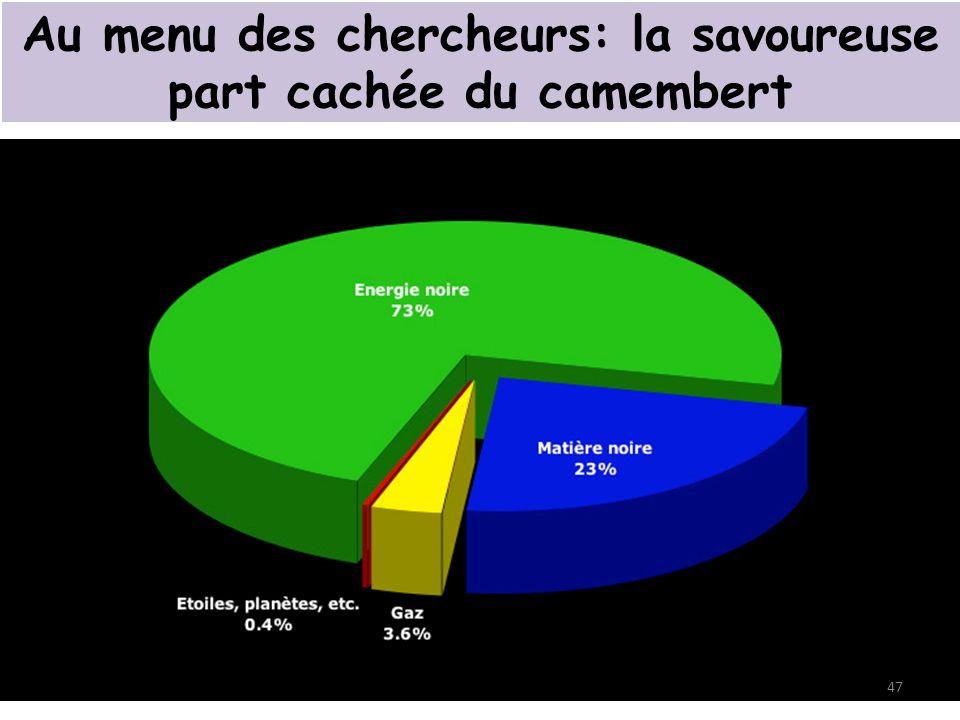 Au menu des chercheurs: la savoureuse part cachée du camembert