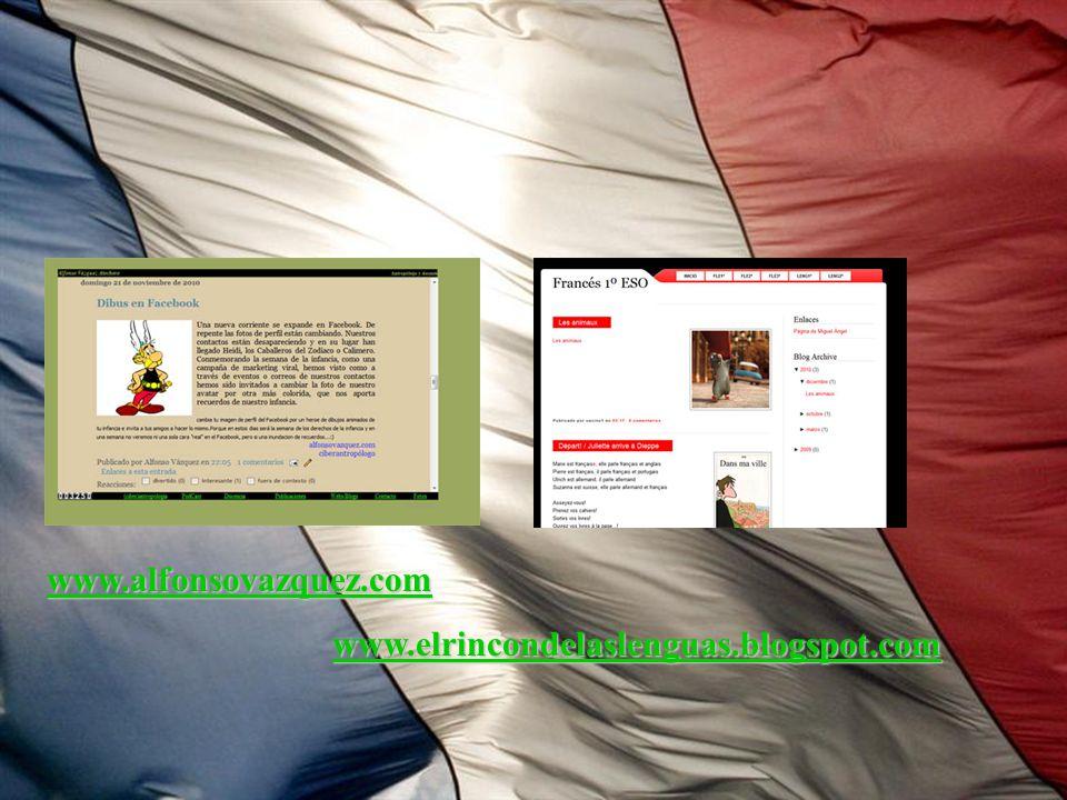 www.alfonsovazquez.com www.elrincondelaslenguas.blogspot.com