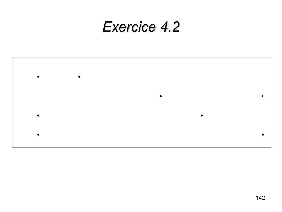 Exercice 4.2