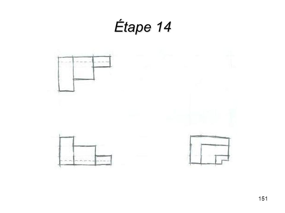 Étape 14