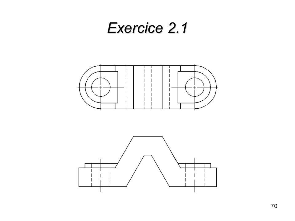 Exercice 2.1
