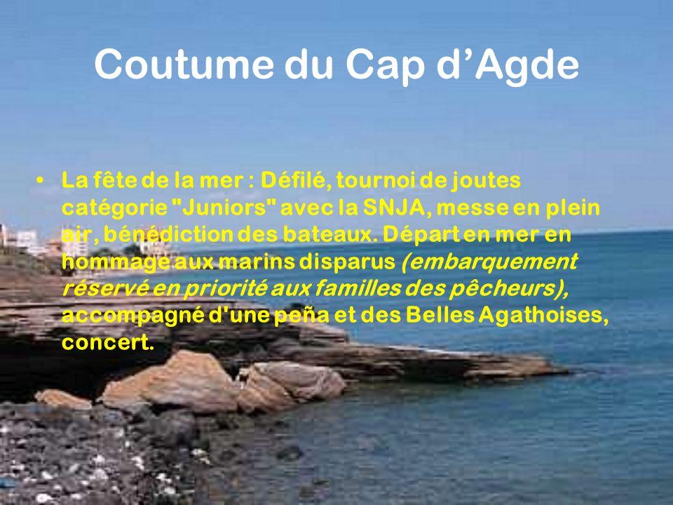 Coutume du Cap d'Agde