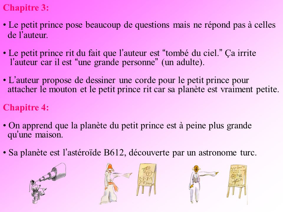 le petit prince ppt video online télécharger