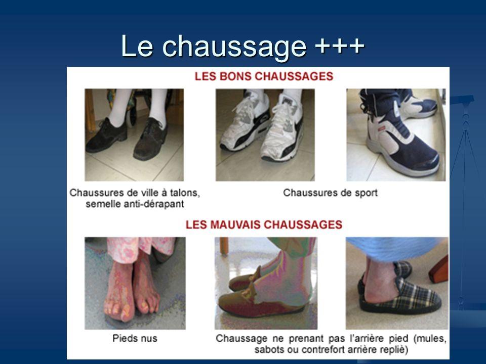 Le chaussage +++ IVème Journée de Pathologie de l Appareil Locomoteur de l Hopital Sud de GRENOBLE - 23 octobre 2010.