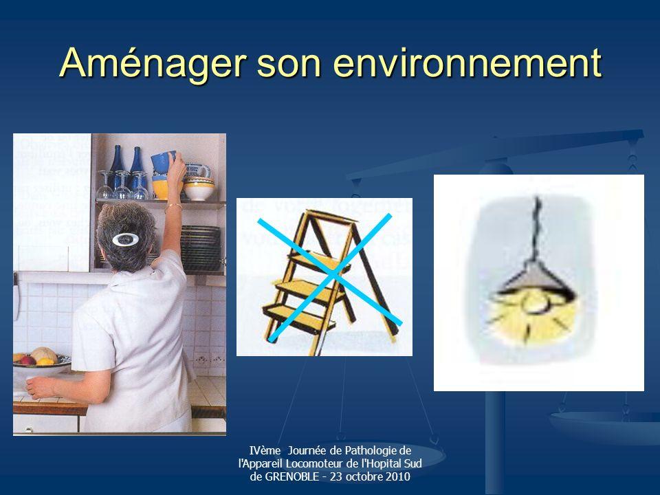 Aménager son environnement