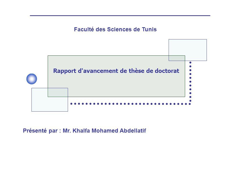 Faculté des Sciences de Tunis