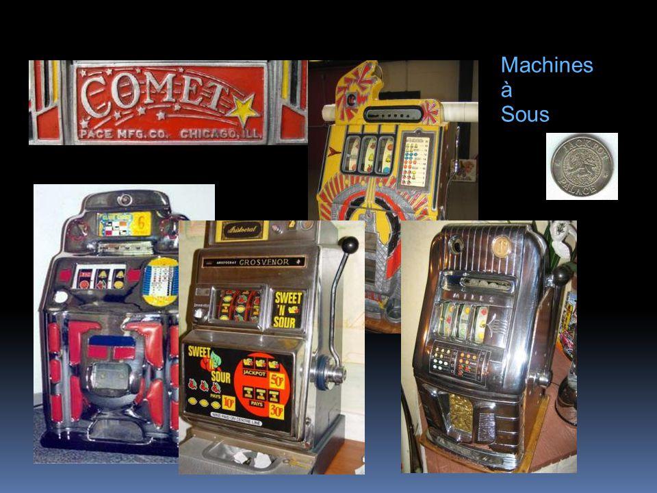 Machines à Sous
