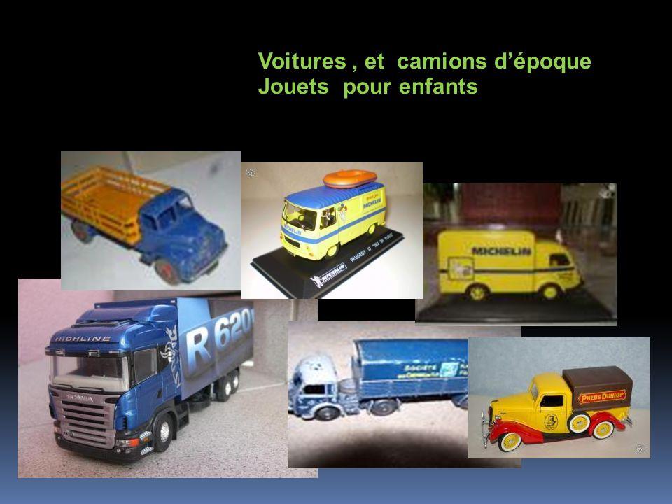 Voitures , et camions d'époque