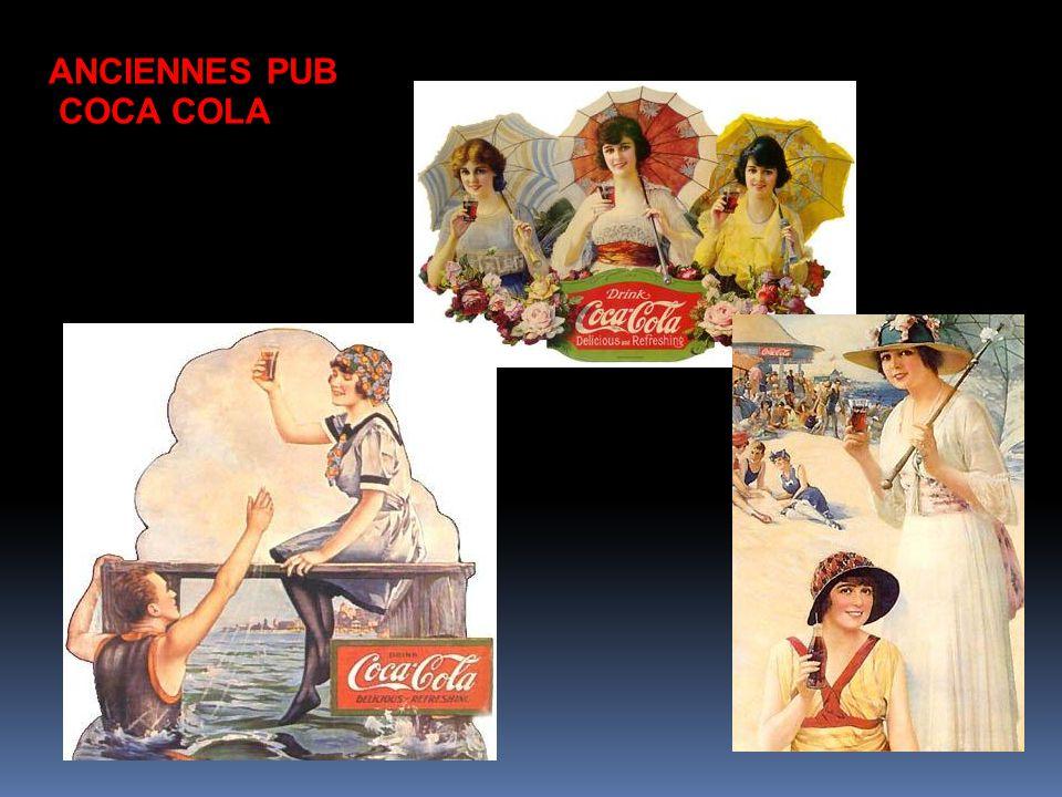 ANCIENNES PUB COCA COLA