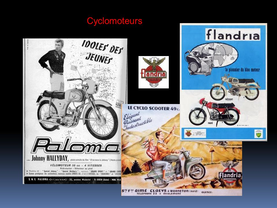 Cyclomoteurs