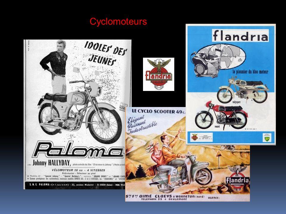 Cyclomoteurs