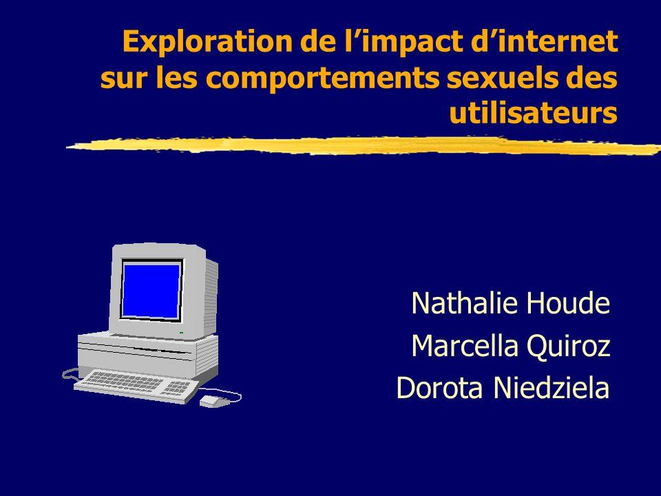 Nathalie Houde Marcella Quiroz Dorota Niedziela