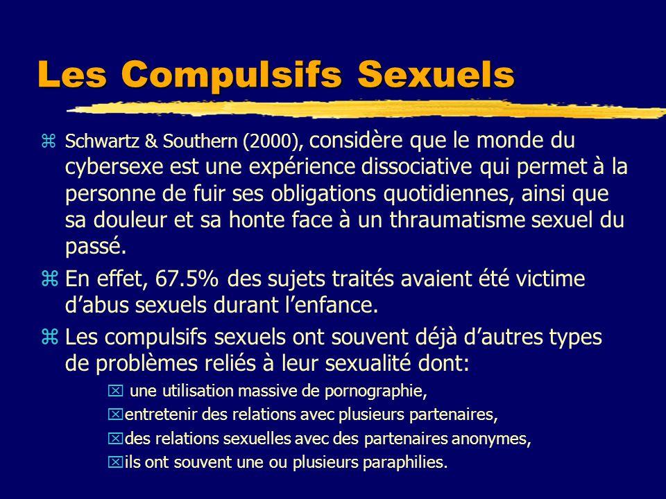 Les Compulsifs Sexuels