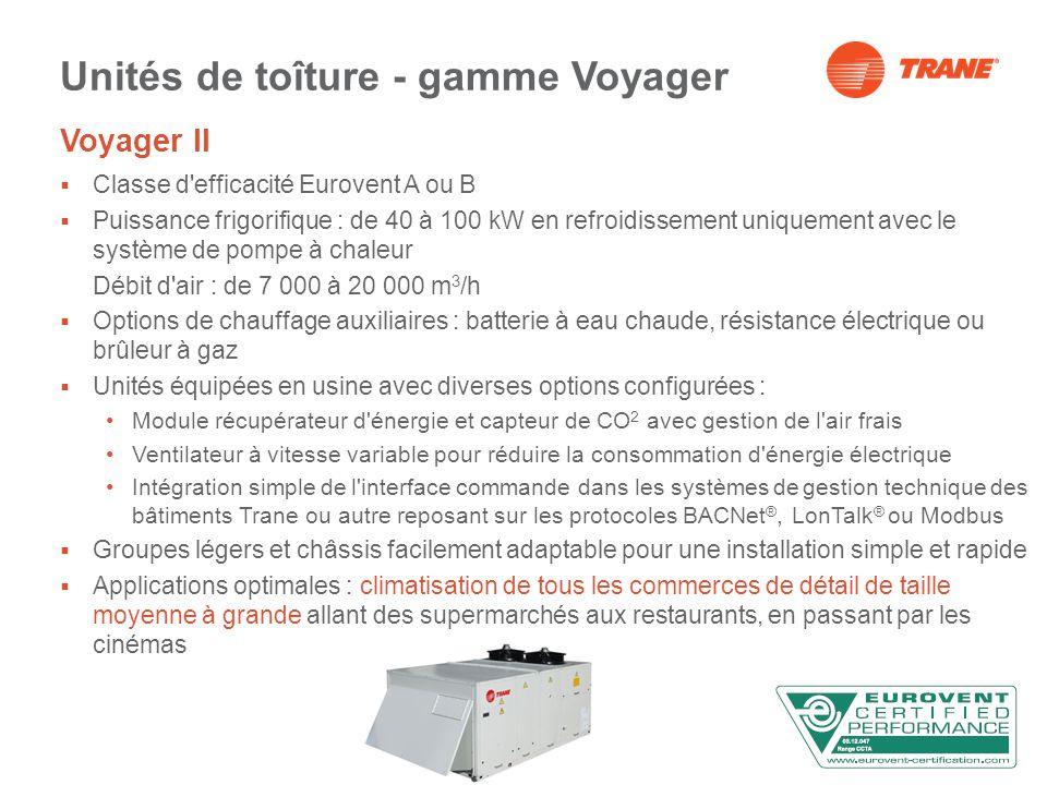 unit s de to ture gamme voyager ppt video online t l charger. Black Bedroom Furniture Sets. Home Design Ideas