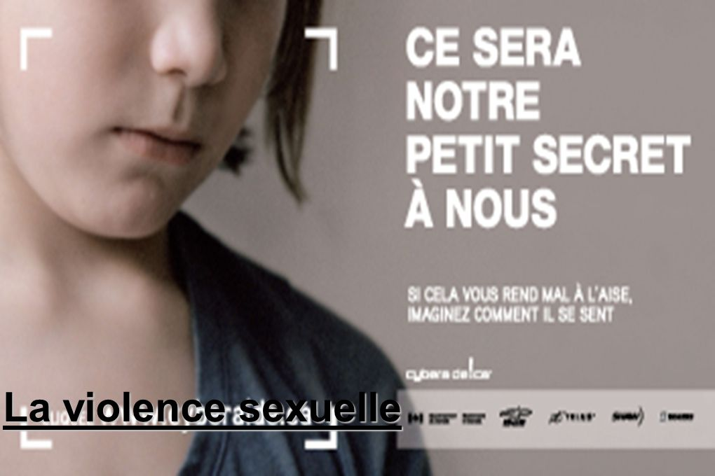 La violence sexuelle