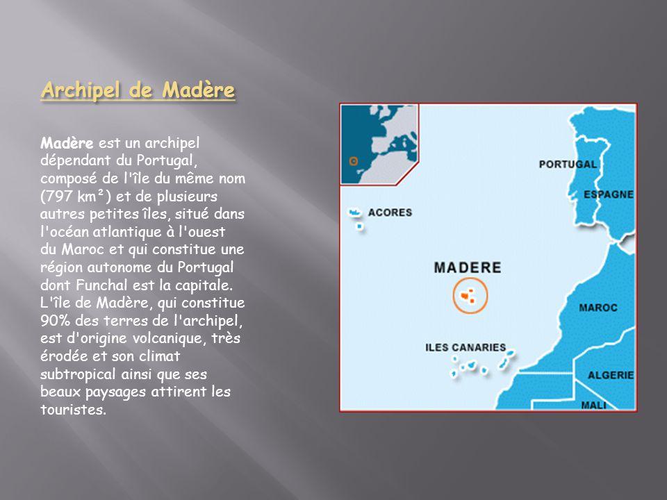 Archipel de Madère