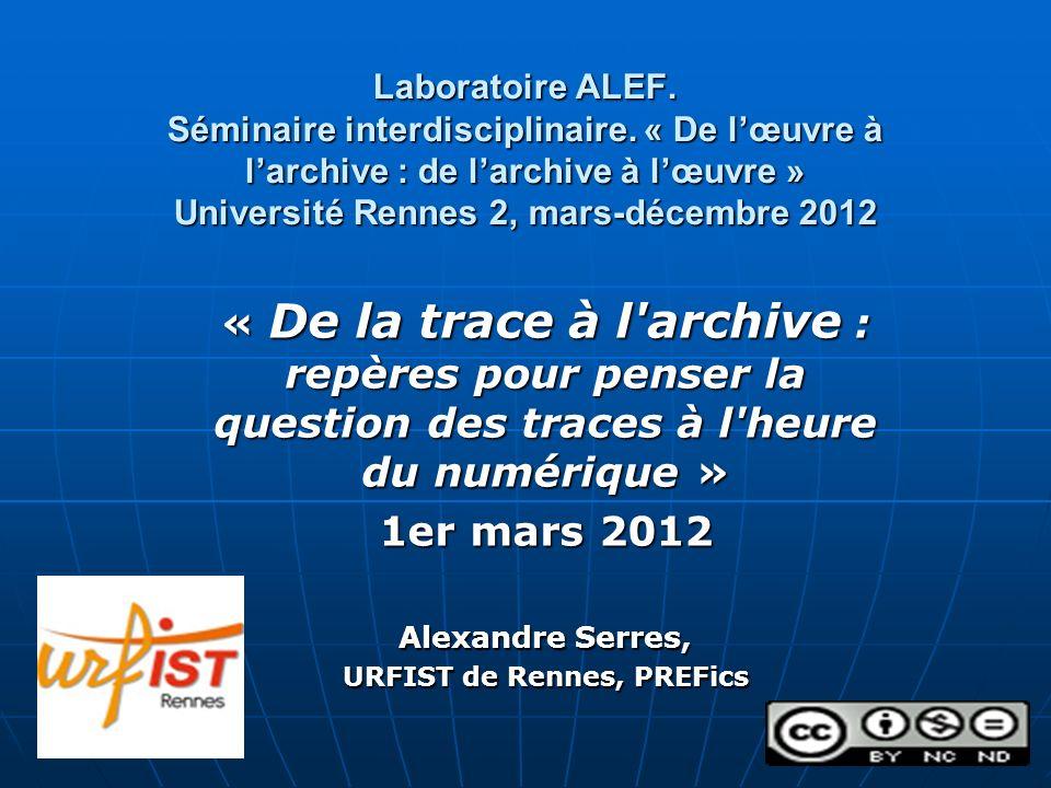 URFIST de Rennes, PREFics
