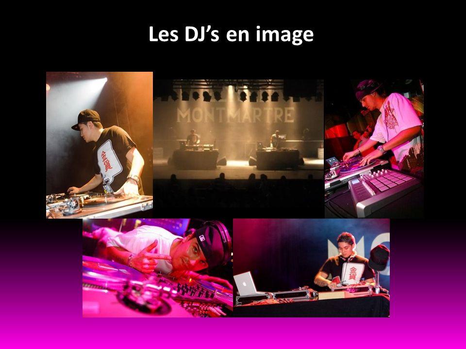 Les DJ's en image