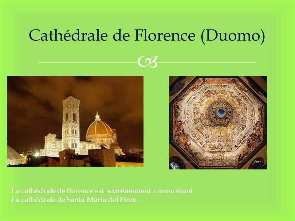 Cathédrale de Florence (Duomo)