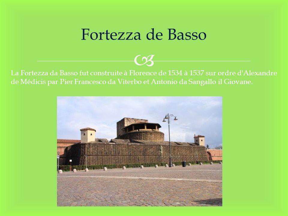 Fortezza de Basso
