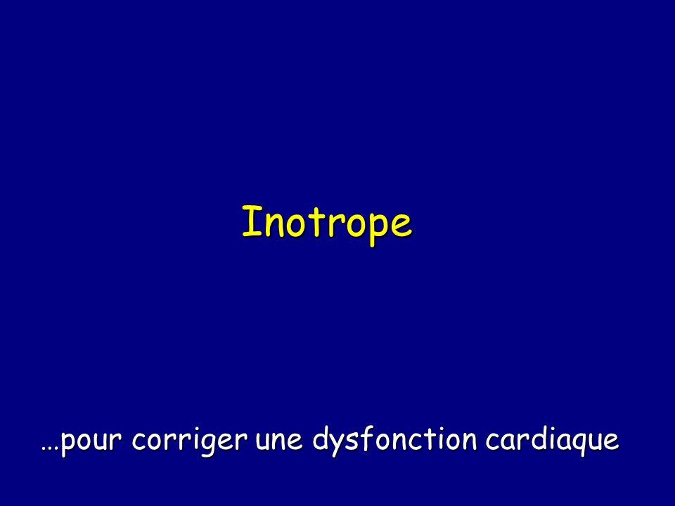 …pour corriger une dysfonction cardiaque