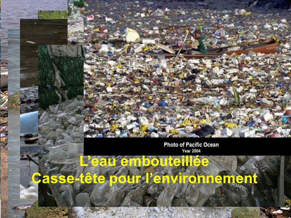 Casse-tête pour l'environnement