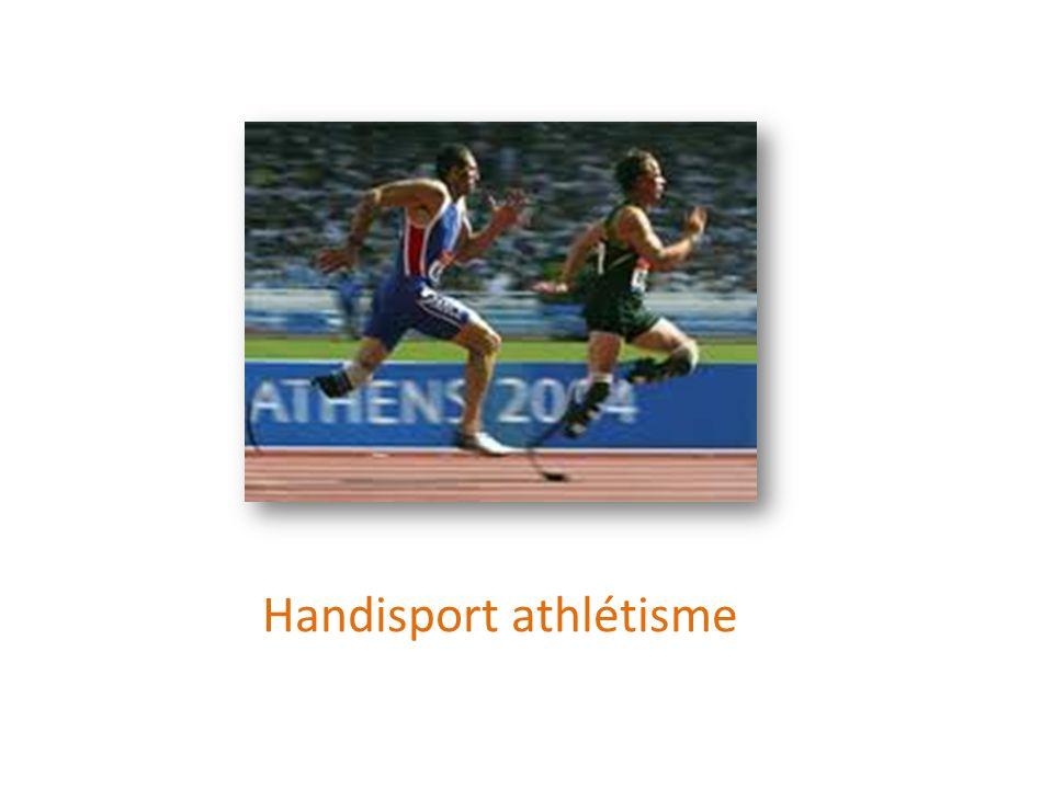 Handisport athlétisme