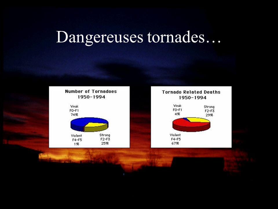 Dangereuses tornades…