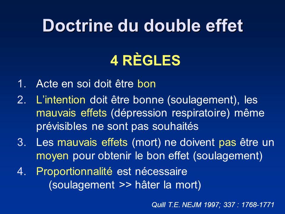 Doctrine du double effet