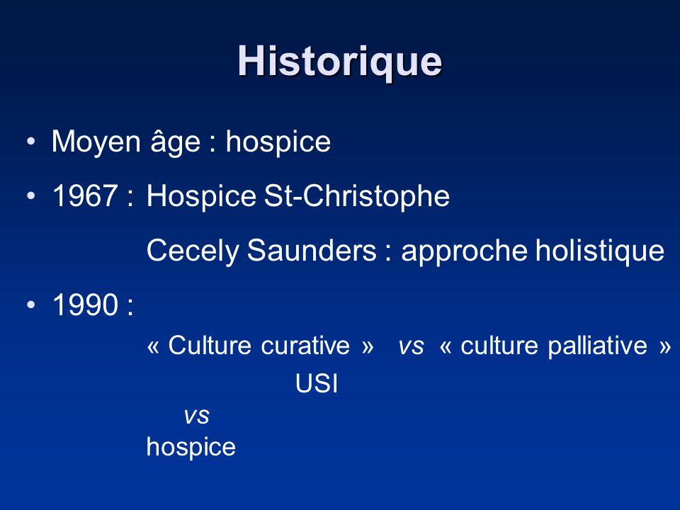 Historique Moyen âge : hospice 1967 : Hospice St-Christophe