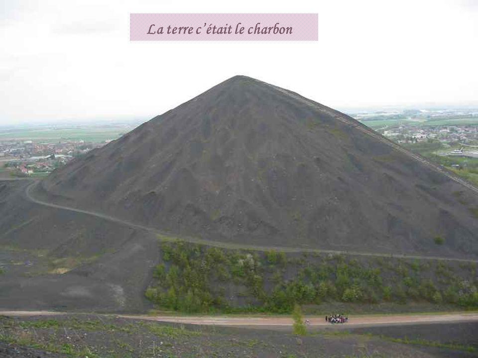 La terre c'était le charbon