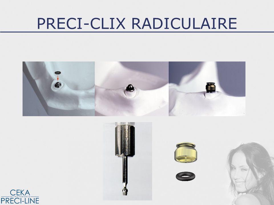 PRECI-CLIX RADICULAIRE