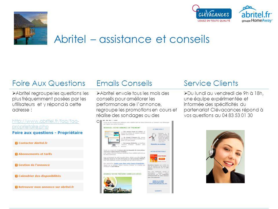 Abritel – assistance et conseils