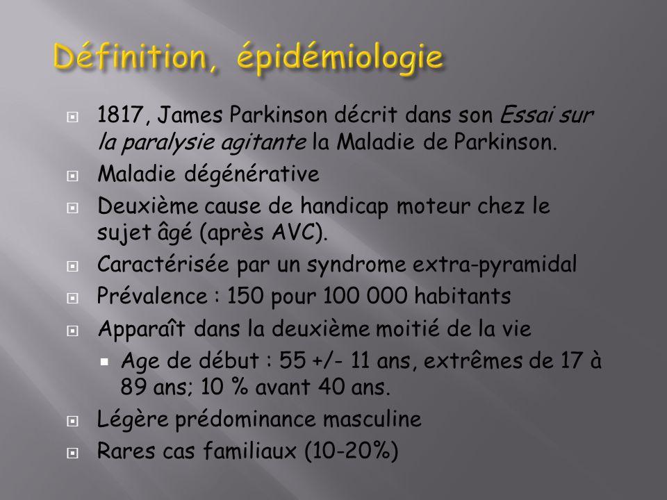 Définition, épidémiologie