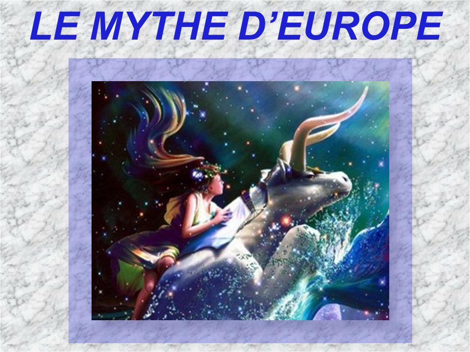 LE MYTHE D'EUROPE