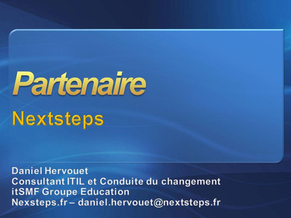Partenaire Nextsteps Daniel Hervouet