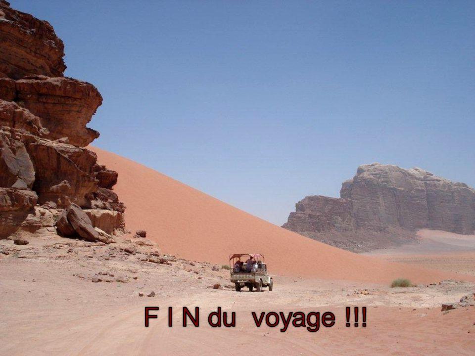 F I N du voyage !!!