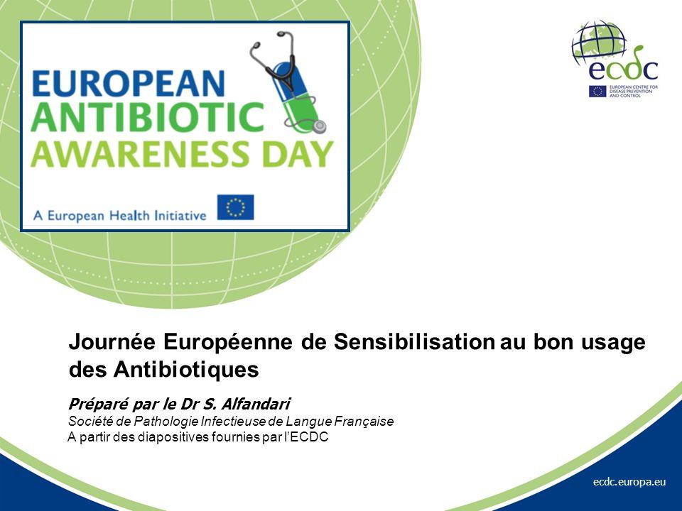 Journée Européenne de Sensibilisation au bon usage des Antibiotiques