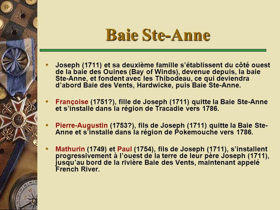 Baie Ste-Anne