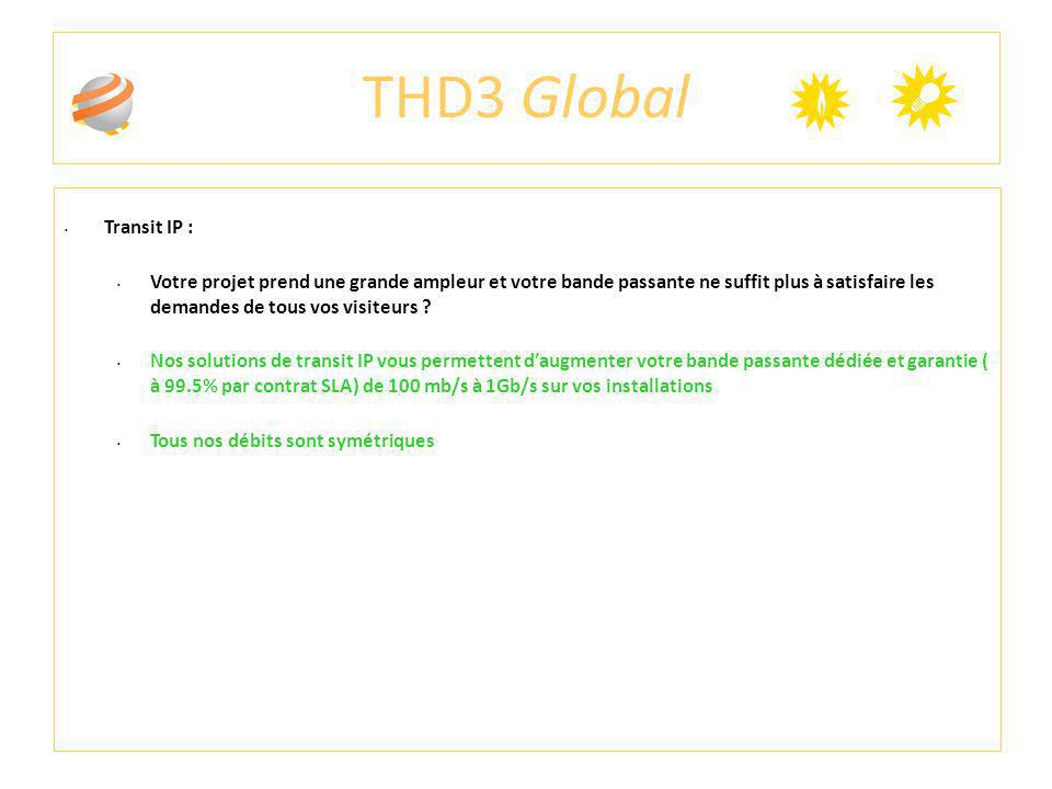 THD3 Global Transit IP :