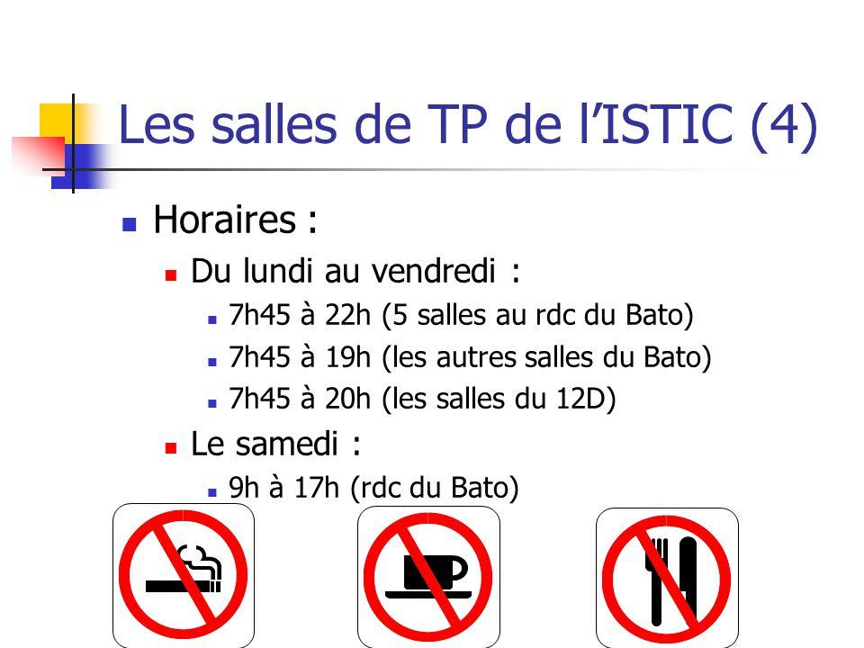 Les salles de TP de l'ISTIC (4)