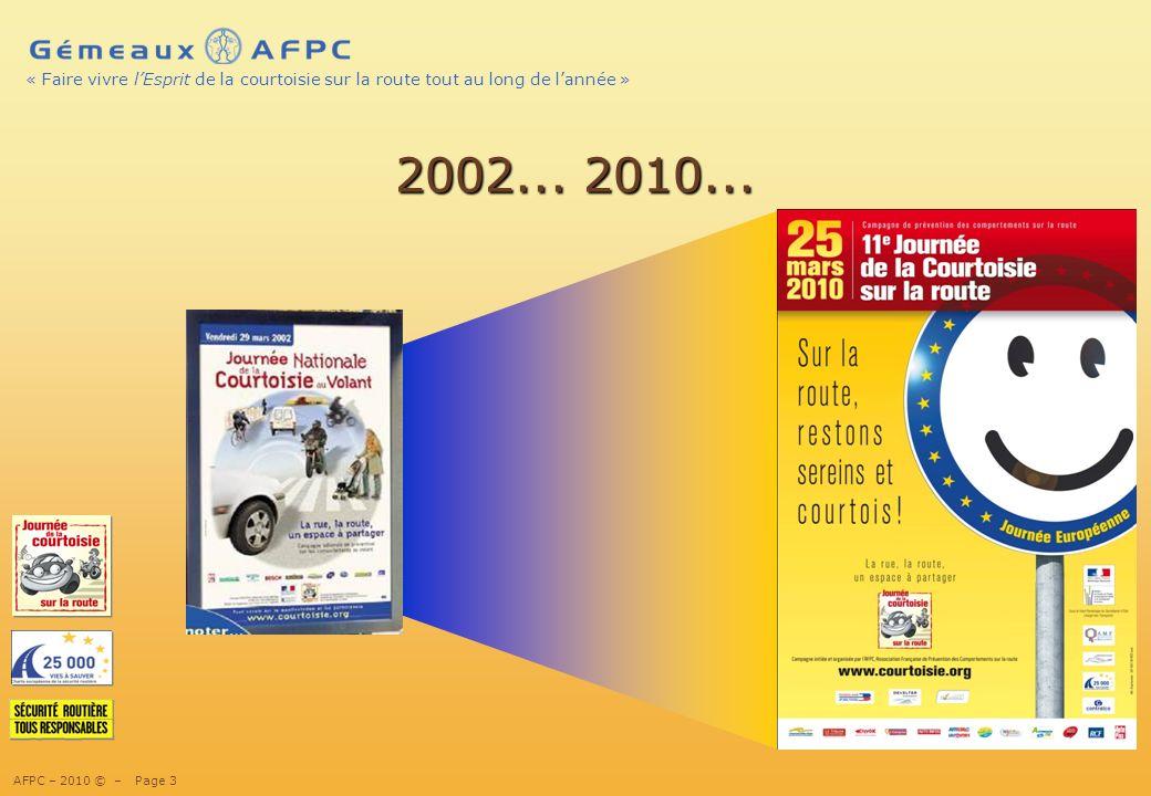 13/02/10 2002... 2010... Aout 2005 3